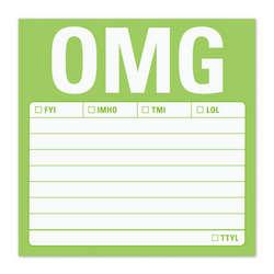 OMG Sticky Notes