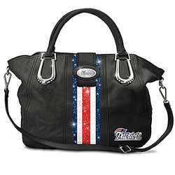 Pat City Chic New England Patriots Handbag