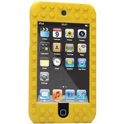 Yellow TinkerBrick Case for iPod Touch 4G