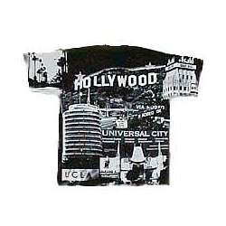 Hollywood T-Shirt Collage