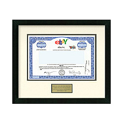 One Share of Ebay.com Stock