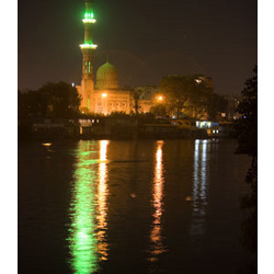 "Mosque During Ramadan 8"" x 10"" Photo"