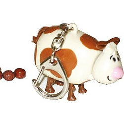 Oops-a-Daisy Super Pocket Pooper Keychain