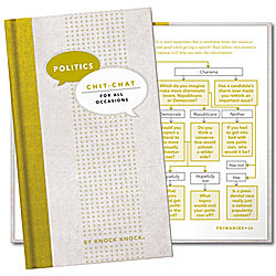 Politics Chit Chat for All Occasions Book