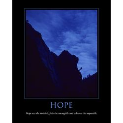 Hope Personalized Art Print