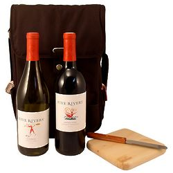 Moka Holiday Duet Wine Tote