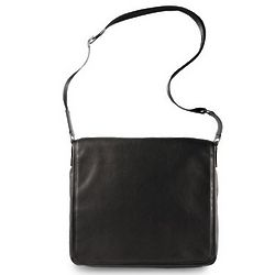 Manhattan Messenger Leather iPad Bag