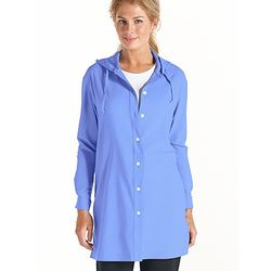 Women's UPF Hooded Beach Shirt