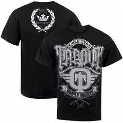 Black UFC Grinder T-Shirt