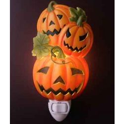 Jack-O-Lanterns Night Light