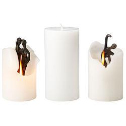 Hidden Sculpture Spirit Candle