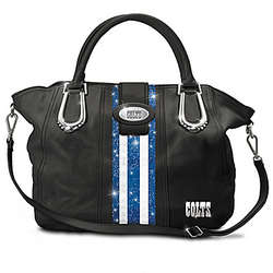 Crossroads City Chic Indianapolis Colts Handbag