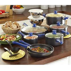 Denim Blue Essential Cookware Set
