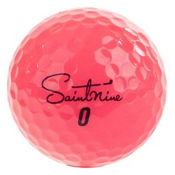 EF Pink Personalized Golf Balls