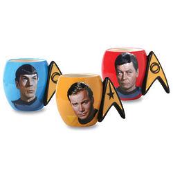 Classic Star Trek Mug
