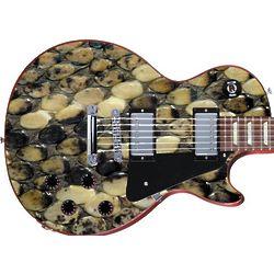 Snakeskin Pattern LP Guitar Skin