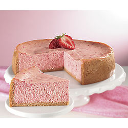 Strawberry Daiquiri Cheesecake