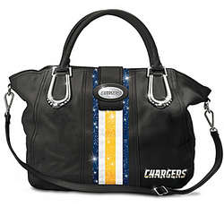 Chic City in Motion San Diego Chargers Handbag