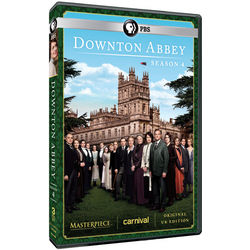 Downton Abbey Season 4 DVD or Blueray