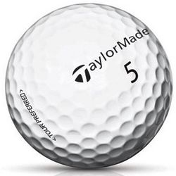 Tour Preferred Personalized Golf Balls