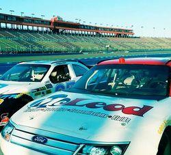 Talladega Superspeedway NASCAR 3 Lap Ride Along for 1