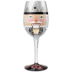 Get Crackin' Nutcracker Wine Glass