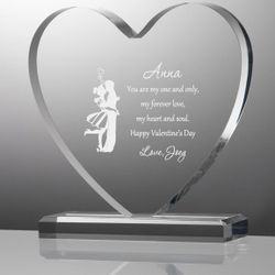 Valentine's Heart Plaque
