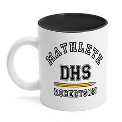 Mathlete Coffee Mug