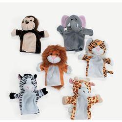12 Animal Hand Puppets
