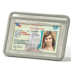 Stainless Steel ID Case