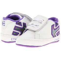 Girls Fader Crib Shoes