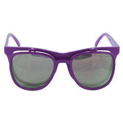 Neon Flip Wayfarer Sunglasses