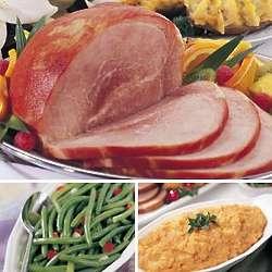 Smoked Ham Dinner