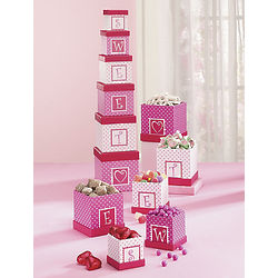 Valentine Tower of Treats