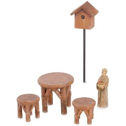 Fairy Cottage Garden Accessories Set