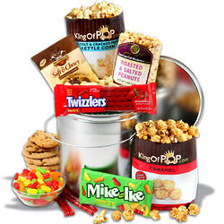 Kid's Candy and Treats Gift Bucket
