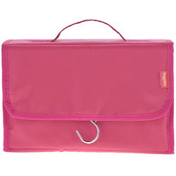 Fold-Out Cosmetic Bag