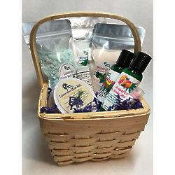 Pampering Spa Day Gift Basket