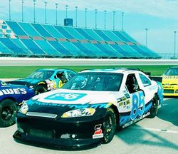 Chicagoland Speedway NASCAR 3 Lap Ride Along for 1
