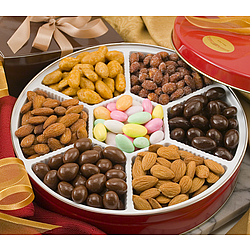 House of Almonds Gift Tin