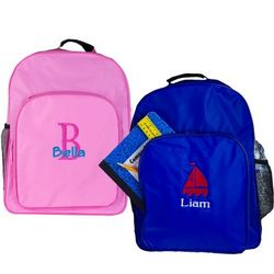 Personalized Themed Backpack