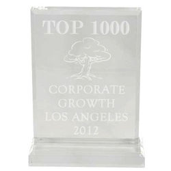 Engravable Acrylic Plaque