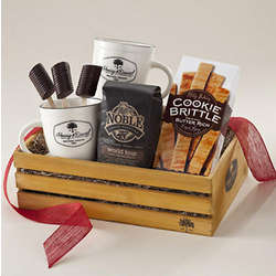Gourmet Coffee Crate