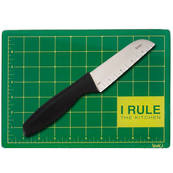 I Rule the Kitchen Cutting Board Set