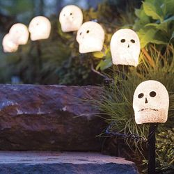 Halloween Path Lights