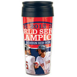 Boston Red Sox 2013 World Series Champions Travel Mug