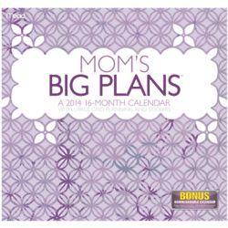 Mom's Big Plans Calendar