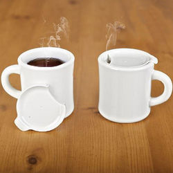 Old-Fashioned Diner Mugs Set