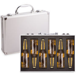 Beer Bottle Briefcase