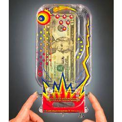 Bilz Pinball Money Holder